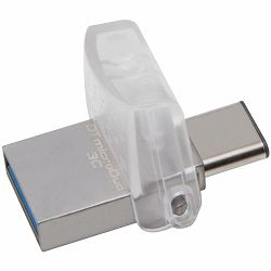 USB memorija KINGSTON 64GB DT microDuo 3C, USB 3.0/3.1 + Type-C flash drive