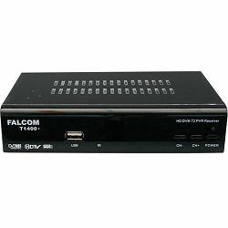 DVB-T prijemnik FALCOM T1400+ FULL HD, DVB-T2, USB PVR