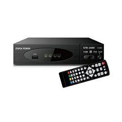 DVB-T prijemnik MAXPOWER HD DVB-T2 STB1680, MPEG2/MPEG4