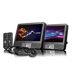 DVD player LENCO DVP-938 dvostruki prijenosni