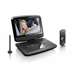 DVD player LENCO DVP-9413 9 + DVB-T2 HEVC prijenosni