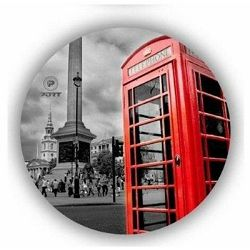 Podloga za miš PORT Eco City London
