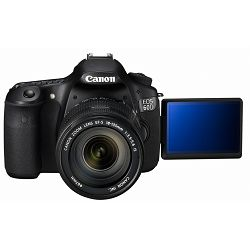 Fotoaparat CANON EOS 60D KIT EF-S 18-135mm f/3.5-5.6 IS + poklon memorijska kartica 16GB