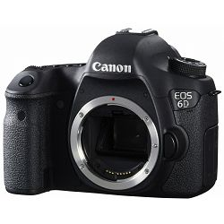 Fotoaparat CANON EOS 6D GPS/WIFI KIT EF 24-70mm f/2.8L USM + poklon memorijska kartica 32GB