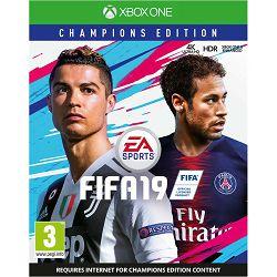 Igra za XBOX ONE FIFA 19 CHAMPIONS EDITION