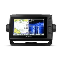 Fishfinder GARMIN echoMAP Plus 72sv Color, int. antena, s GT52HW-TM sondom (7,0