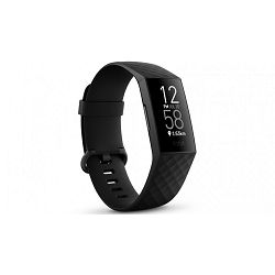 Fitness narukvica FITBIT Charge 4 Black