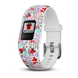 Fitness narukvica GARMIN VIVOFIT jr. 2 Minnie Mouse