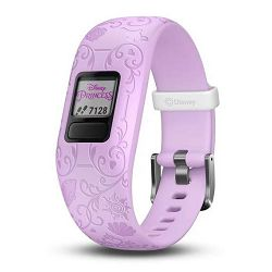 Fitness narukvica za djecu GARMIN Vivofit jr. 2 Princess Purple