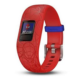 Fitness narukvica GARMIN Vivofit jr. 2 Spider-Man Red