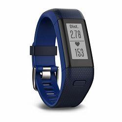 Fitness narukvica GARMIN Vivosmart HR + GPS plava
