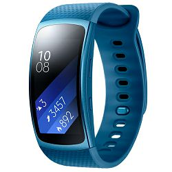 Fitness narukvica SAMSUNG Gear Fit 2 Large plava
