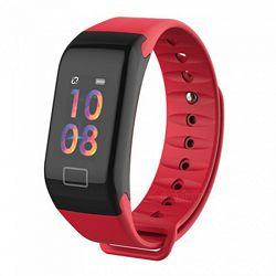 Fitness narukvica WEARFIT F1-C OLED crvena
