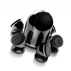 Set zvučnika za kućno kino FOCAL DOME 5.1 crni