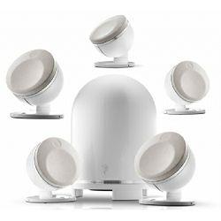 Set zvučnika za kućno kino FOCAL Dome 5.1 White