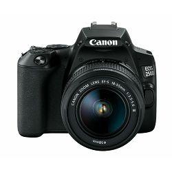 Fotoaparat CANON EOS 250D + 18-55mm III DC
