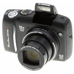 Fotoaparat CANON POWERSHOT SX110IS crni