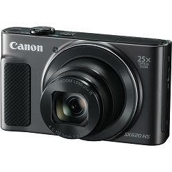 Fotoaparat CANON POWERSHOT SX620 crni