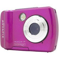 "Fotoaparat EASYPIX W2024 ""SPLASH"" pink"