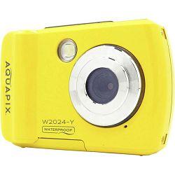 "Fotoaparat EASYPIX W2024 ""SPLASH"" yellow"
