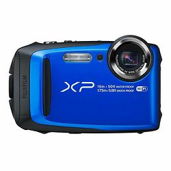 Fotoaparat FUJI FINEPIX XP90 plavi
