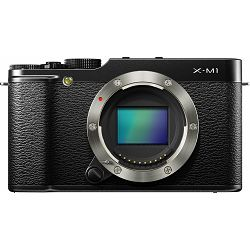 Fotoaparat FUJIFILM X-M1 crni + XF35MM F/1.4R