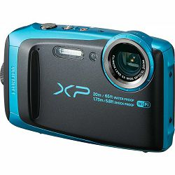 Fotoaparat FUJIFILM FINEPIX XP120 sky blue