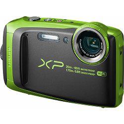 Fotoaparat FUJIFILM FINEPIX XP120 zeleni