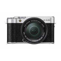 Fotoaparat FUJIFILM X-A20 15-45mm II kit