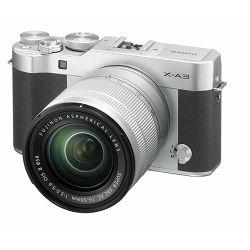 Fotoaparat FUJIFILM X-A3 + objektiv 16-50mm