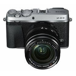Fotoaparat FUJIFILM X-E3 + objektiv XF 18-55mm f/2.8-4 R LM OIS