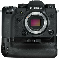 Fotoaparat FUJIFILM X-H1 body crni + battery grip kit