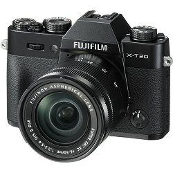 Fotoaparat FUJIFILM X-T20 + objektiv 16-50mm