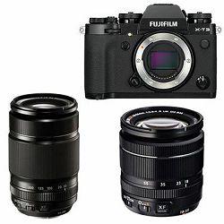 Fotoaparat FUJIFILM X-T3 18-55mm+55-200mm Kit