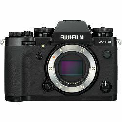 Fotoaparat FUJIFILM X-T3 body crni