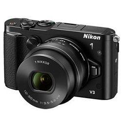 Fotoaparat Nikon 1 V3 + 10-30mm f/3.5-5.6 PD Zoom