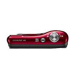 Fotoaparat NIKON COOLPIX A10 Red + torbica