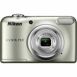 Fotoaparat NIKON COOLPIX A10 Silver + torbica