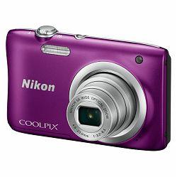 Fotoaparat NIKON COOLPIX A100 Purple