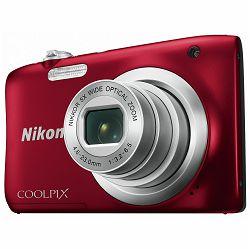 Fotoaparat NIKON COOLPIX A100 Red