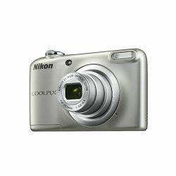 Fotoaparat NIKON COOLPIX A100 Silver + SD 16GB + torbica