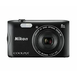 Fotoaparat Nikon COOLPIX A300 Black