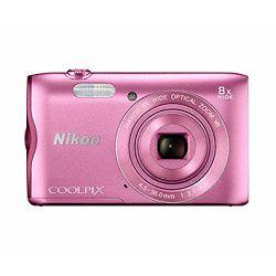 Fotoaparat NIKON COOLPIX A300 Pink