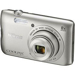 Fotoaparat NIKON COOLPIX A300 Silver