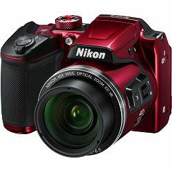 Fotoaparat NIKON COOLPIX B500 crveni