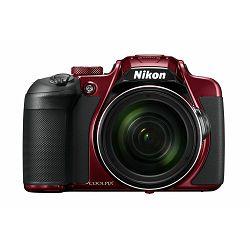 Fotoaparat NIKON COOLPIX B700 crveni