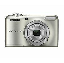 Fotoaparat NIKON COOLPIX L31 srebrni + torbica