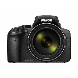 Fotoaparat NIKON COOLPIX P900 crni