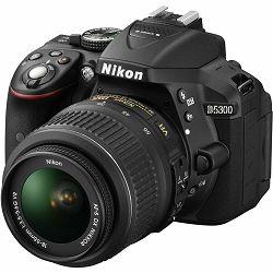 Fotoaparat NIKON D5300 KIT AF-P 18-55 VR + AF-P 70-300VR