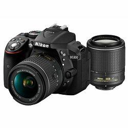 Fotoaparat NIKON D5300 KIT AF-P 18-55VR + AF55-200VRII